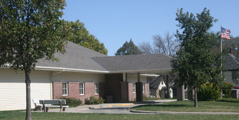Logan, Iowa Community Center