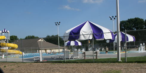 Jim Wood Aquatic Center -- Logan, Iowa